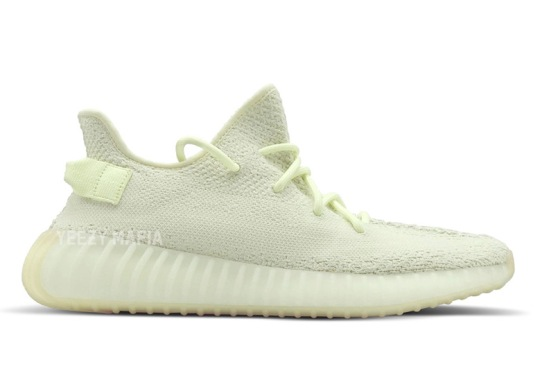 "The adidas Yeezy Boost 350 v2 ""Butter"" Releases In June"