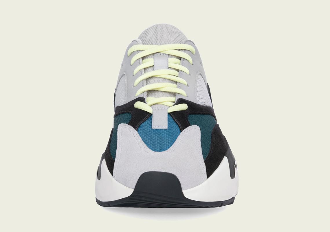 Adidas Yeezy Boost 700 Waverunner Utgivelsesdato TR66y60uW