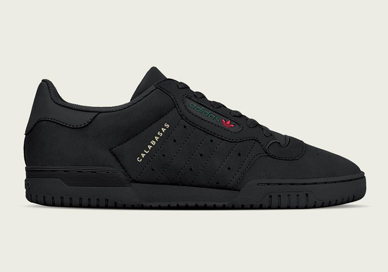 7286e08d8141f The adidas Yeezy Powerphase Calabasas In Black Releases On March 17th