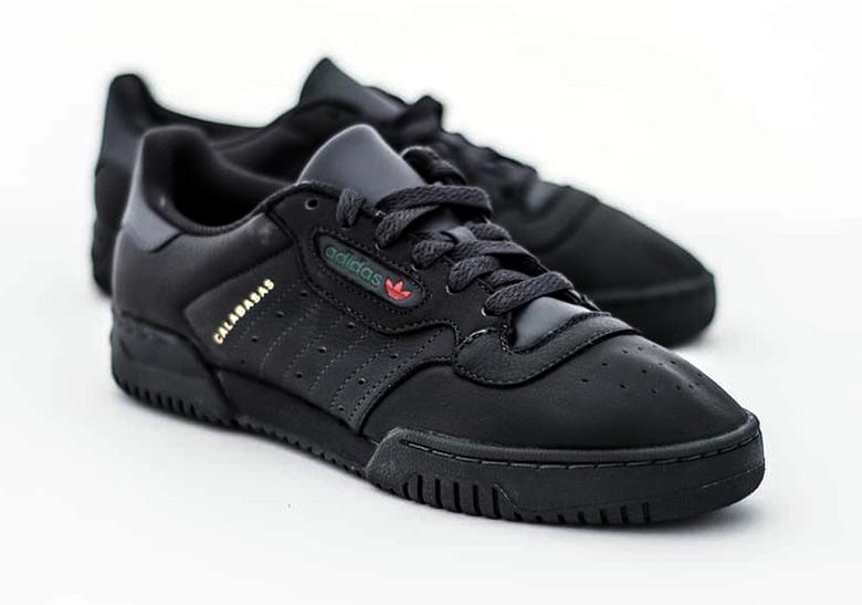 adidas yeezy powerphase calabasas nero (cg6420) negozio lista
