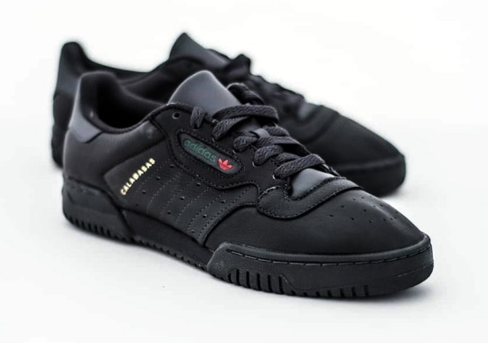 "98c1dbb3ba1 Where to Buy  adidas Yeezy Powerphase ""Core Black"""