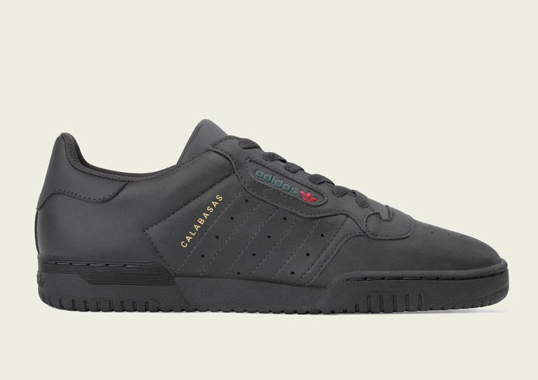 "promo code d4eef 3d53c adidas Officially Unveils The Yeezy Powerphase ""Core Black"""