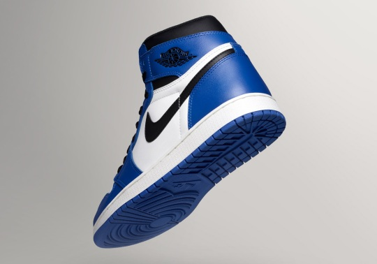 "Air Jordan 1 Retro High OG ""Game Royal"" Release Info"