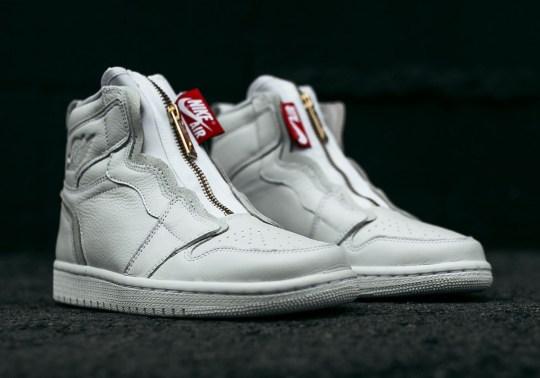 The Air Jordan 1 High Zip Releases Next Week