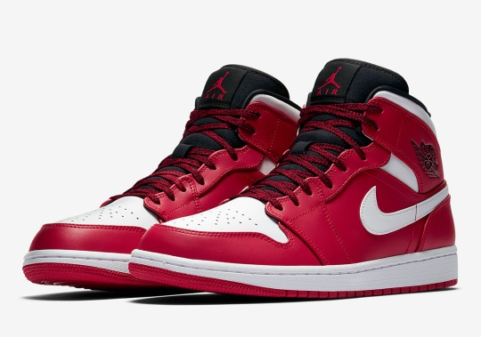 Air Jordan 1 Mids In More Chicago Friendly Colorways Are Coming Soon