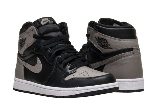 "The Air Jordan 1 Retro High OG ""Shadow"" Is Arriving At Retailers"