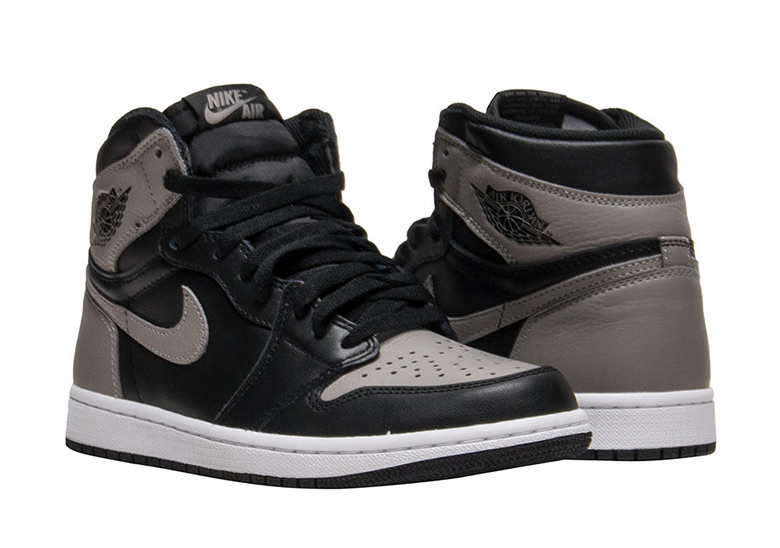 """59a33f75b62 While the upcoming release of the Air Jordan 1 Retro High OG """"Shadow"""" is  not exactly news, these images put out by JimmyJazz.com are."""