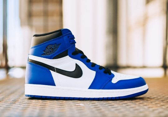 """Air Jordan 1 """"Game Royal"""" Is Available Now Via Nike Early Access"""