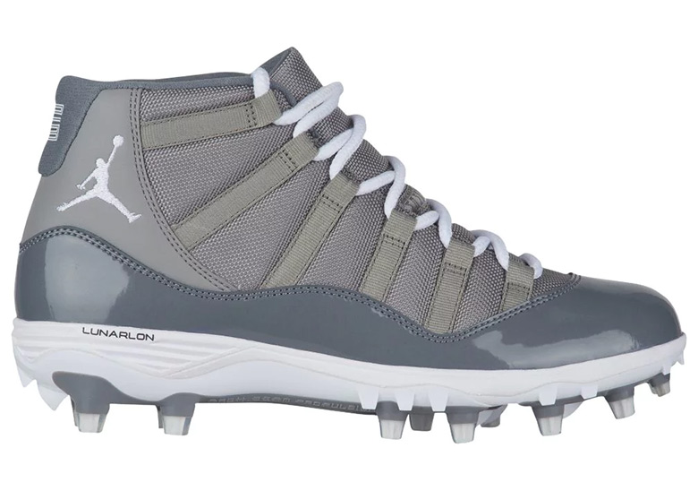 new style 8702a a3d45 Air Jordan 11 TD Cleats Available Now | SneakerNews.com