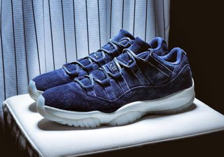 "9d83d6222c5 Jordan Retro 11 Low SD ""Re2pect"" $200 April 2018 
