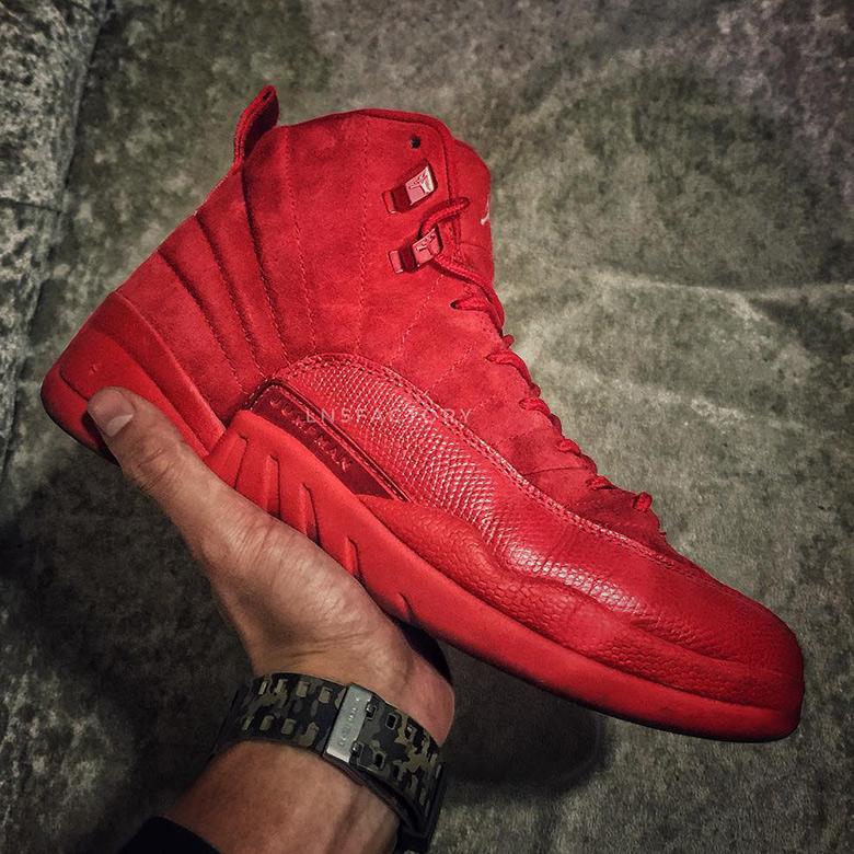 check out e25d5 85f3c Air Jordan 12 Red October | SneakerNews.com