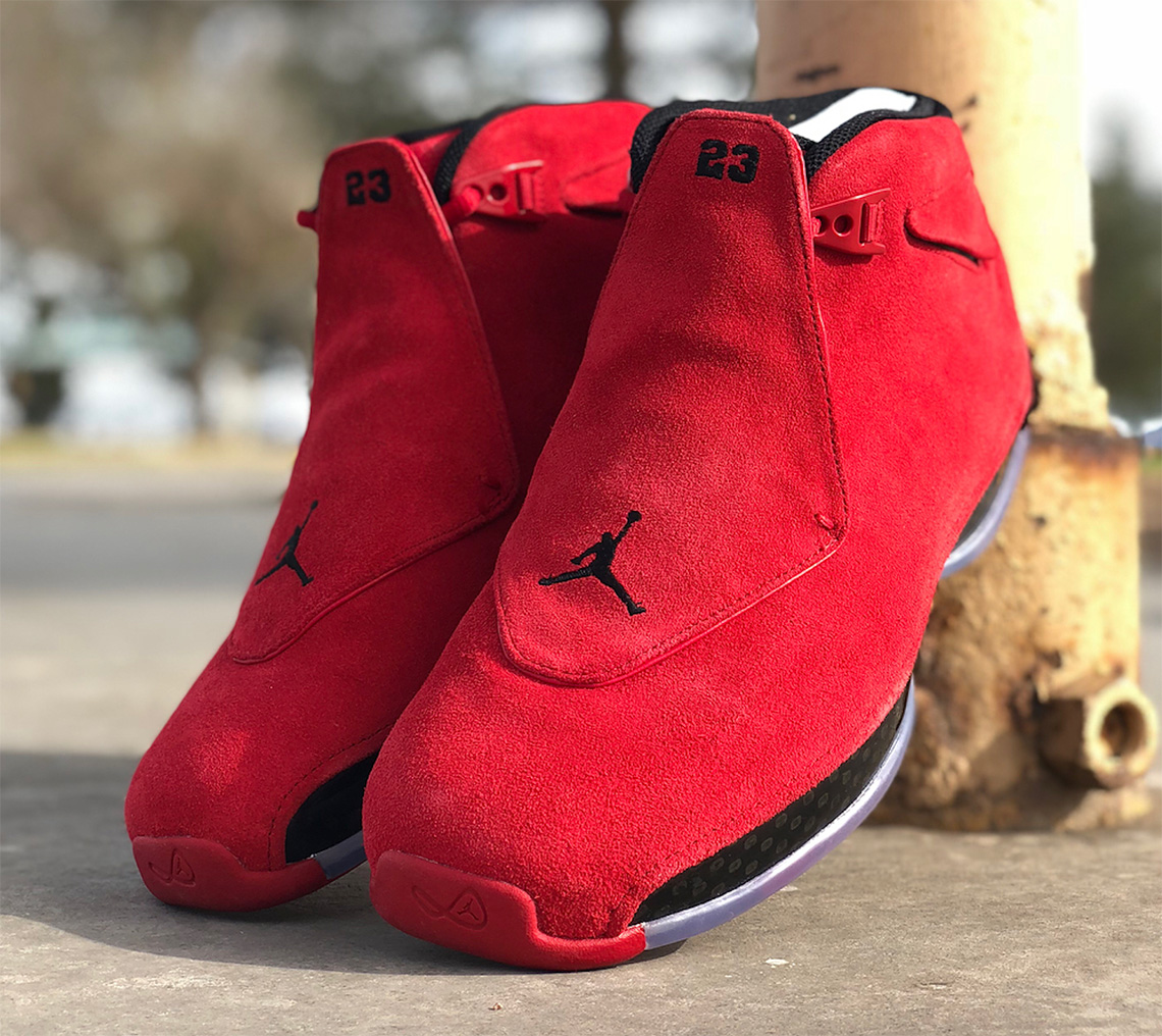 huge selection of eec14 5b01d Air Jordan 18