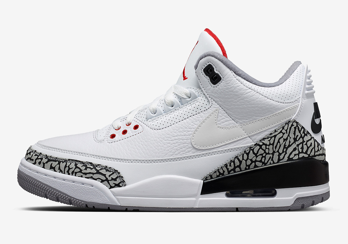 d2c2d0b84004 Air Jordan 3 JTH Releasing At Nike Chicago via SNKRS Pass