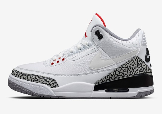 Air Jordan 3 JTH Releasing At Nike Chicago via SNKRS Pass