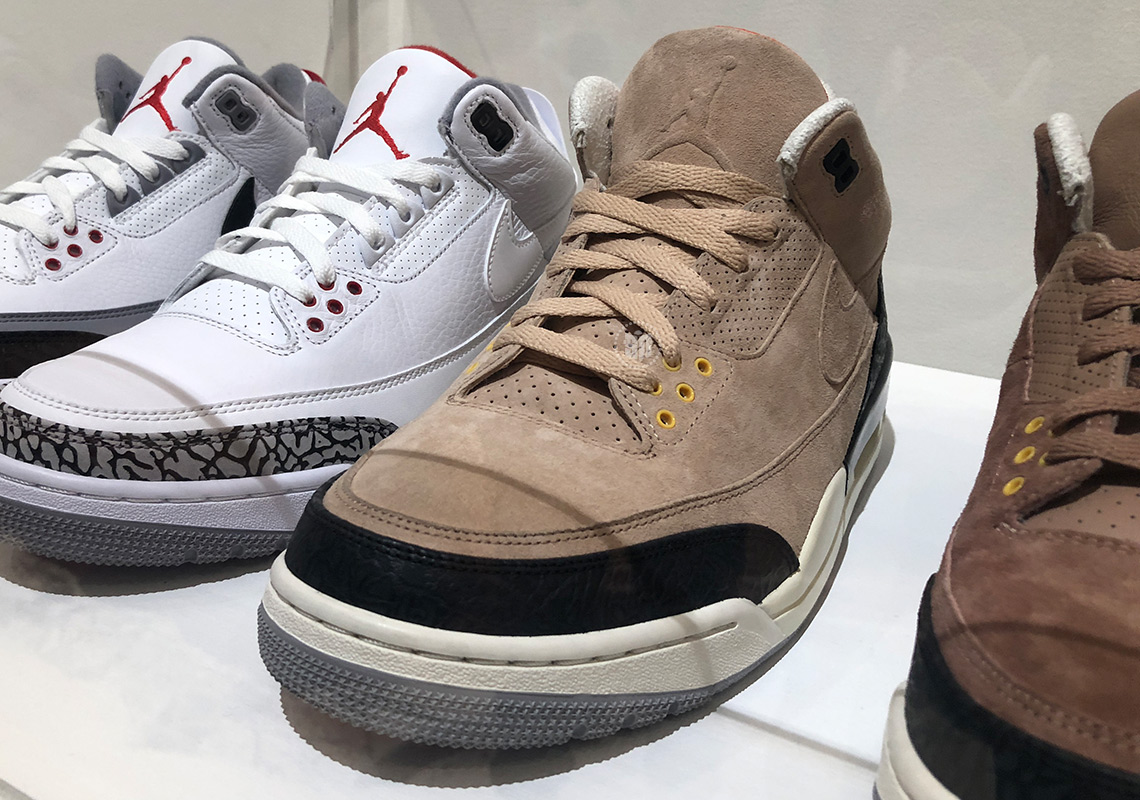 arrives huge discount half price Justin Timberlake x Air Jordan 3 JTH