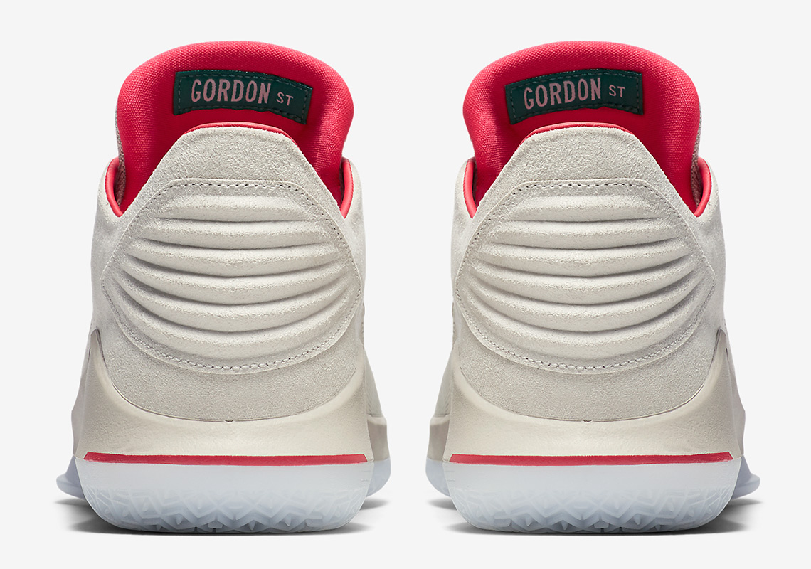 82af03f3898 Michael Jordan's Childhood Street Inspired This Upcoming Air Jordan 32 Low  Release