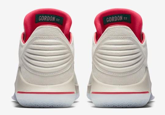 Michael Jordan's Childhood Street Inspired This Upcoming Air Jordan 32 Low Release