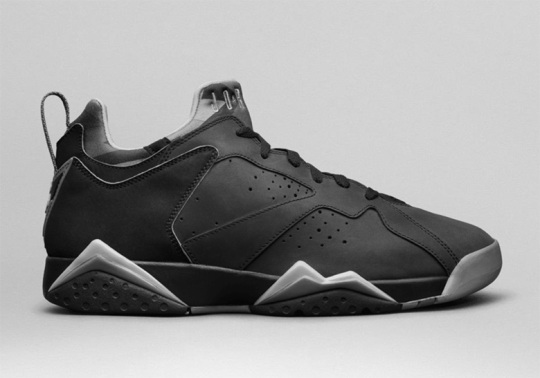 The Air Jordan 7 Low Set To Release For The First Time Ever This Summer