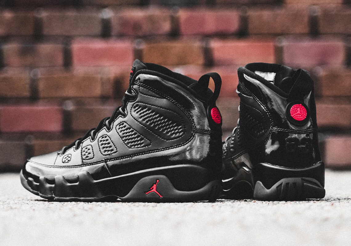 uk availability 3f2ea fcc6f Air Jordan 9 Bred 302370-014 Where To Buy   SneakerNews.com