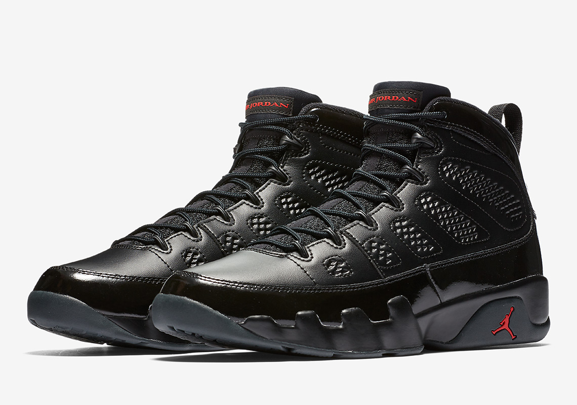 "Air Jordan 9 ""PE"" Releases This Saturday"