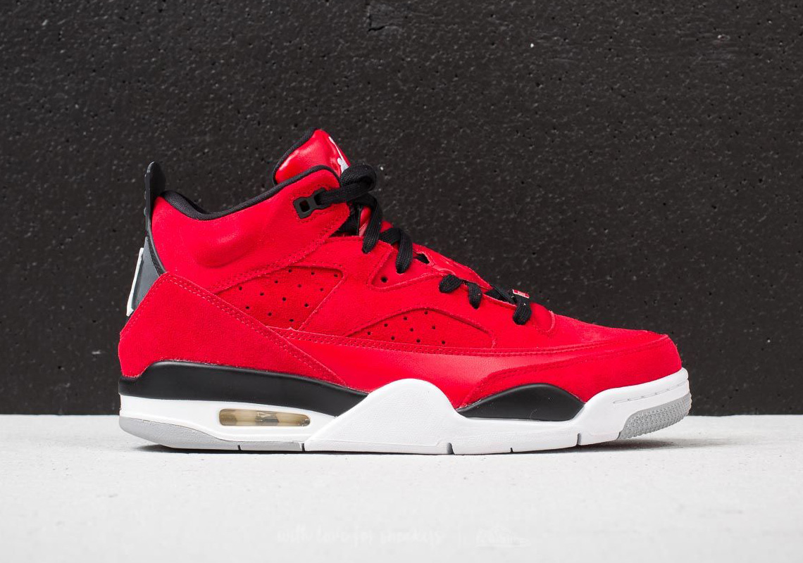 reputable site bd329 3ed9f ... where can i buy spike lees jordan son of mars low makes a surprise  return b69ff