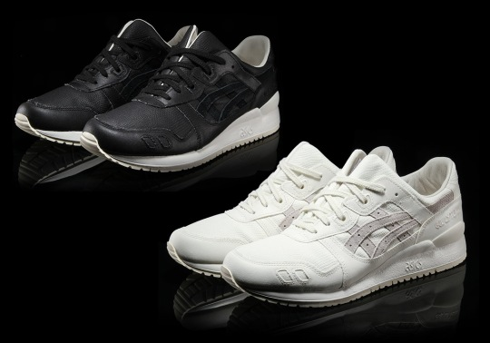 "The ASICS GEL-Lyte III ""Reptile"" Pack Is Available Now"