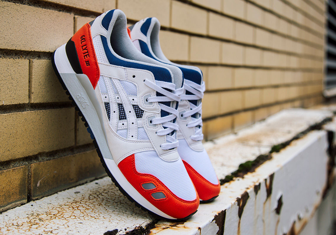 reputable site 65f0c d0858 The ASICS GEL-Lyte III Returns In Traditional Styles And ...