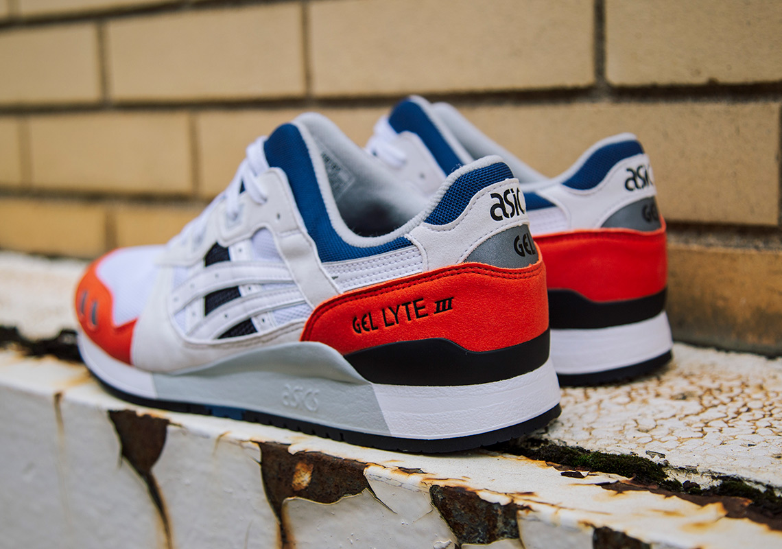 reputable site d7e63 70117 The ASICS GEL-Lyte III Returns In Traditional Styles And ...