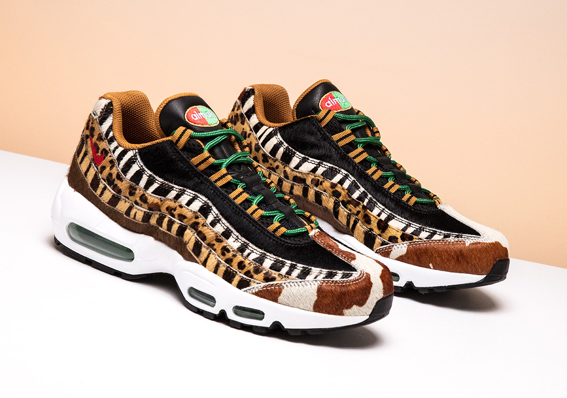 on sale dedae 901ab nike air max 95 animal pack