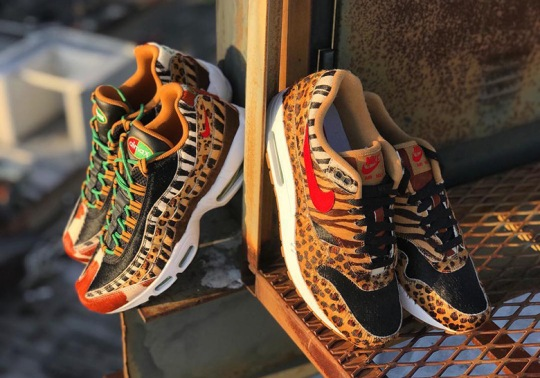 "atmos NYC To Release The Nike Air Max ""Animal Pack"" 2.0 Early"