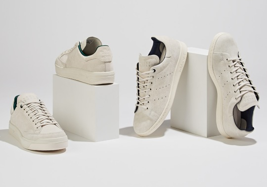 Barneys NY Delivers Elegant Designs Of The adidas Stan Smith And Rod Laver