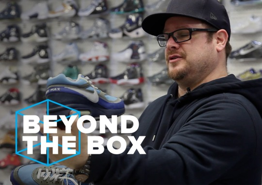 "Sneaker News Presents Beyond The Box, An ""Unboxing"" Series With Designers, Collaborators, And More"