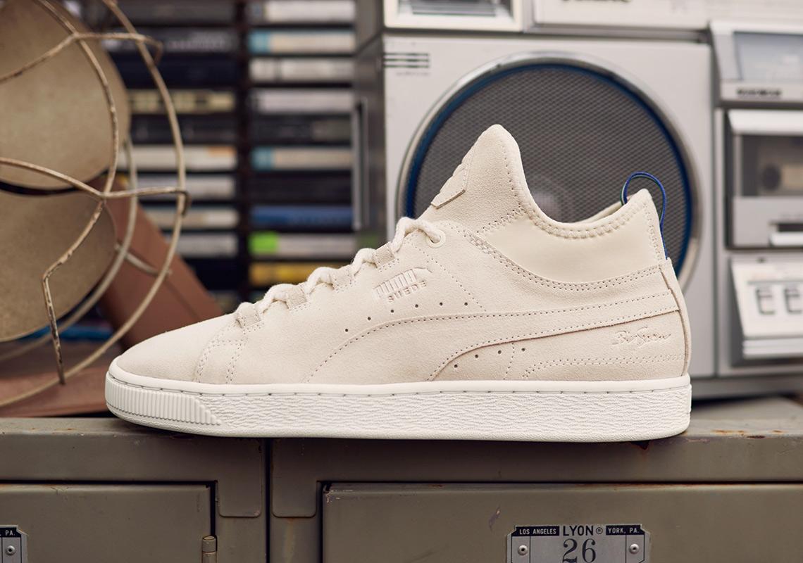 Big Sean x Puma Footwear Collection