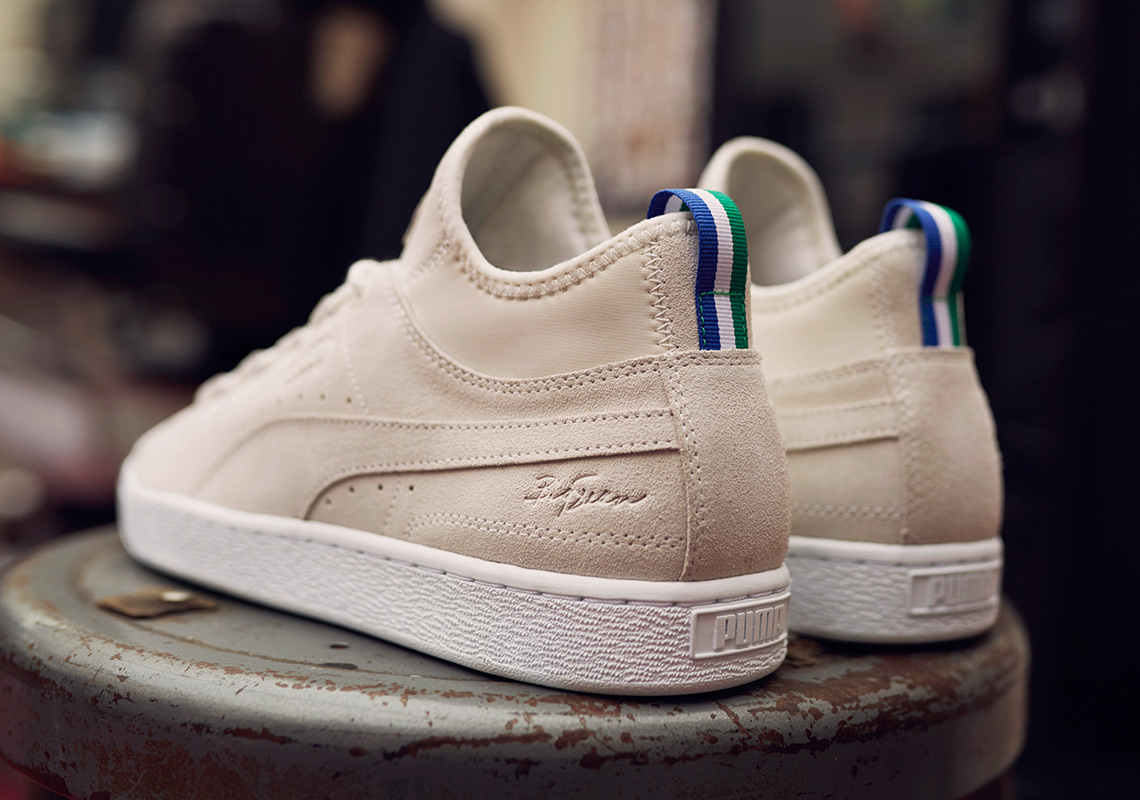 Big Sean x Puma Footwear Collection Release Info