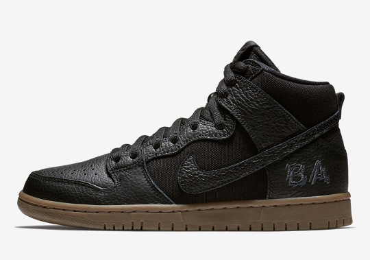 Brian Anderson Is Getting Another Nike SB Dunk High Release