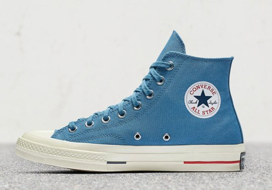The Converse Chuck 70 Heritage Court Is Available In Five Retro-Inspired Colorways