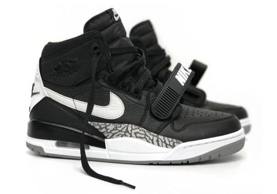 Don C's Air Jordan Shoe Is A Fusion Of 1980s Classics