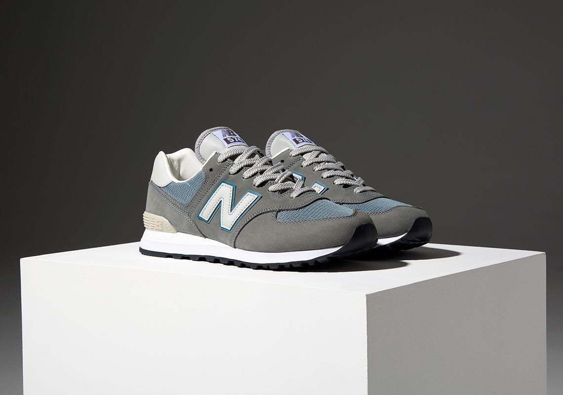 Como Oclusión Tres  New Balance 574 Legacy Of Grey Pack Release Info | SneakerNews.com