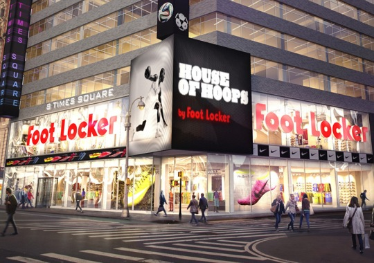 891969f81 House of Hoops. Foot Locker To Close 110 Stores In 2018