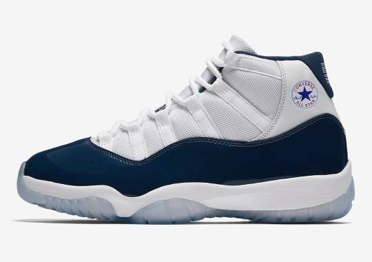 3620c0835bb419 Jordan And Converse Rumored To Collaborate On The Air Jordan 1 and Air  Jordan 11