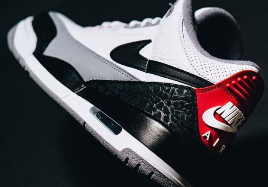 "Where To Buy: Air Jordan 3 ""Tinker"""