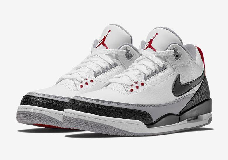 Air Jordan 3 Flip Harlem Blanco sxCBW8ClE