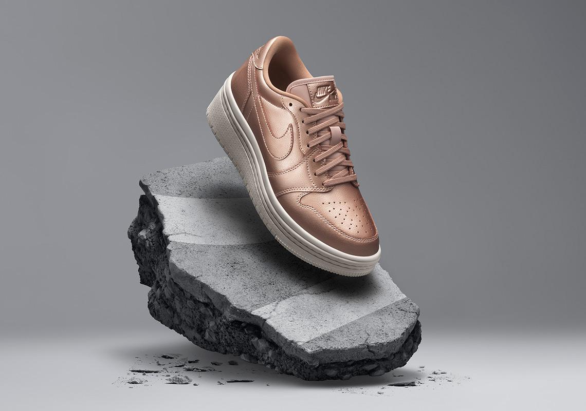 quality design c6e6a 6ea53 Air Jordan 1 Low Lifted Release Date  Summer, 2018