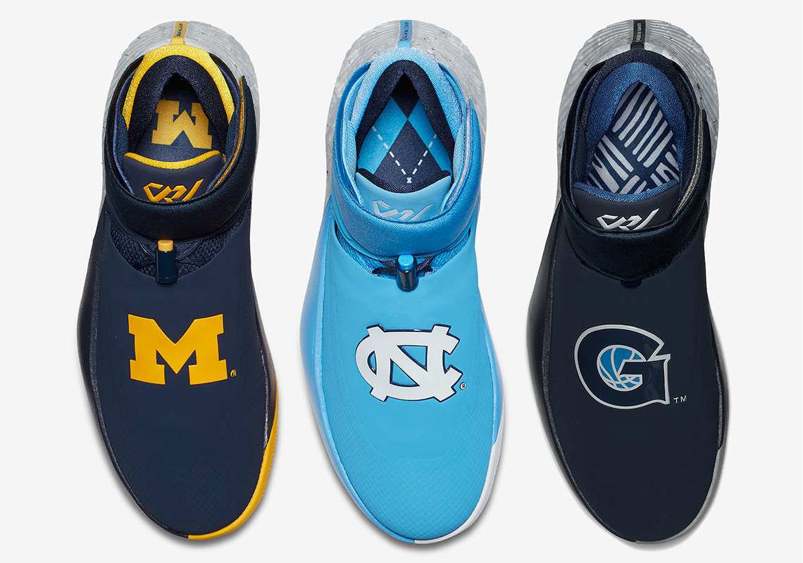 """Jordan Why Not Zer0.1 """"NCAA Pack"""" To Feature UNC d9b11a825a"""
