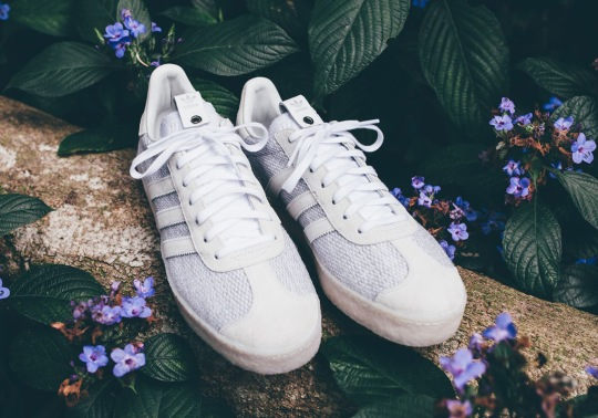 JUICE To Add New Material To The Iconic adidas Gazelle
