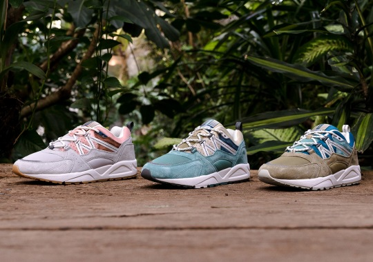 "Karhu Delivers Spring 2018 Options With The ""Linnut"" And ""Tonal"" Pack"