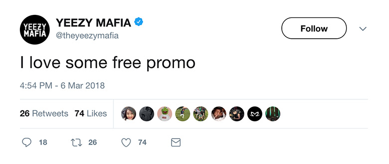 eeb9e4fa225c1 Kim Kardashian Blasts Yeezy Mafia Over Season 7 Tweet - SneakerNews.com