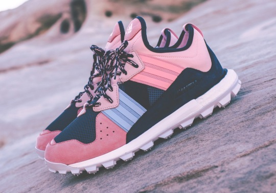 KITH Unveils adidas Footwear In Element Exploration Agency Collection