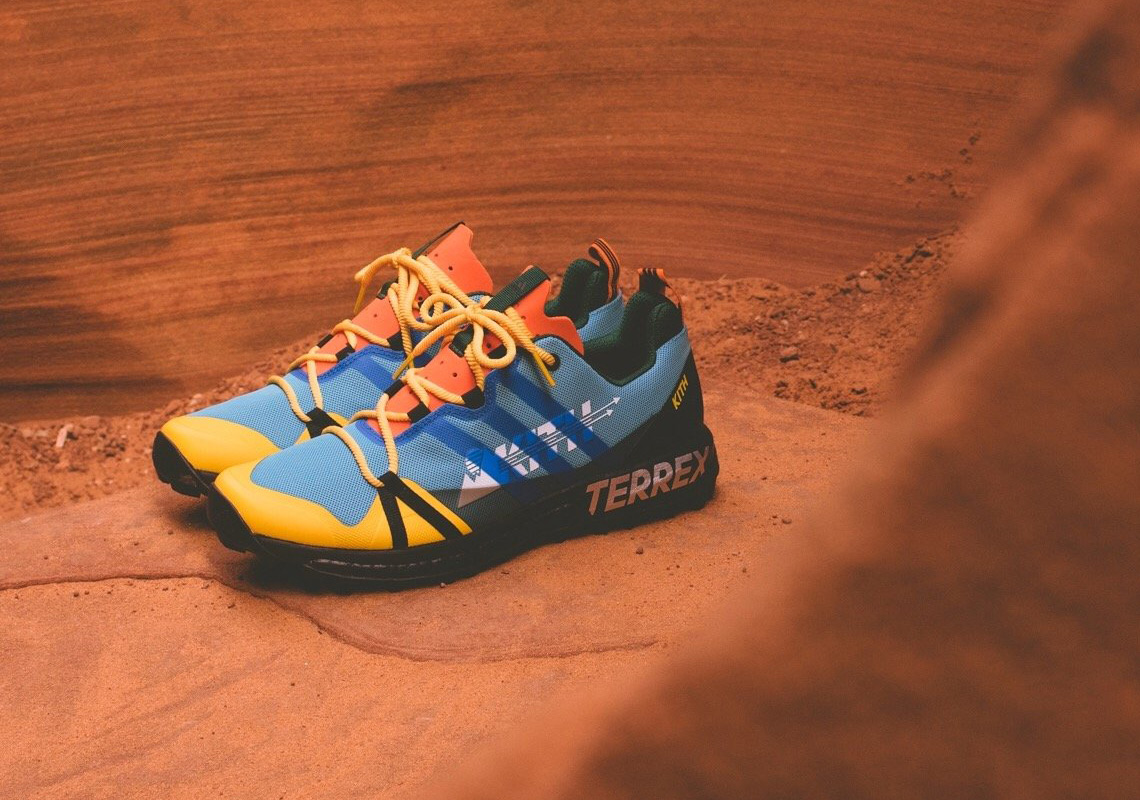 KITH adidas EEA Trail Response Boost + Terrex Agravix GTX ... 3f17df7929