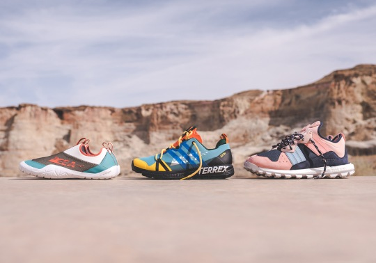 KITH and adidas To Launch EEA Collection This Friday